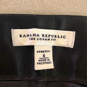 Banana Republic Pants - Banana Republic Tuxedo Pants The Logan Fit